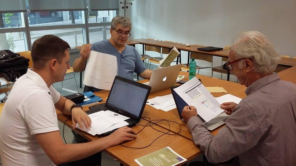 Atlas of the Caucasus Team WP10 CASCADE Project